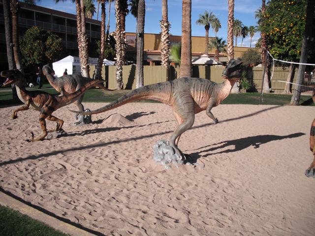 Tucson Gem Shows 2014, Arizona Mineral & Fossil Show